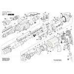 Bosch GBH 2-28 F (3611B67600)